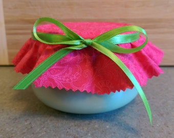 Coconut Lime All Natural Soy Candle -  11oz Tureen Jar