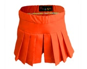 Sweat shorts for girls/Toddler girl red shorts/Summer outfit short pants/Summer clothes for kids/Dress shorts/Pleated shorts/Summer pants