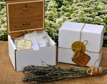 Small Herbal Tea Sampler <Standard or Deluxe>