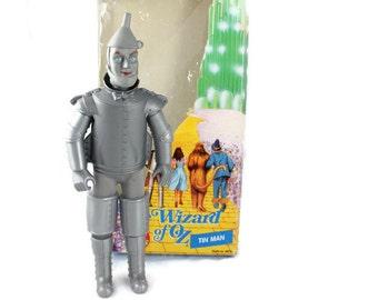 1988 Wizard Of Oz Tin Man Doll 50th Anniversary Vintage