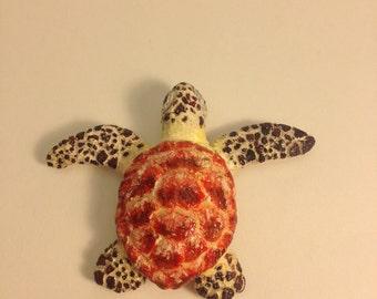 Hawksbill Turtle Sculpture