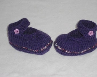 Baby shoes - baby shoes - 7.5 cm push - ballerinas - shoes - SL
