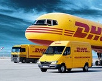 International Express Shipping Service (DHL) - Express Delivery - Upgrade