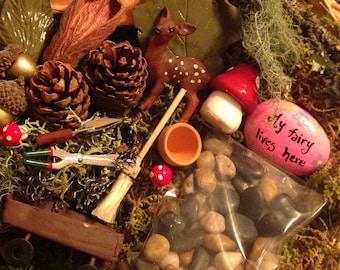 CYO Fairy Garden Kit