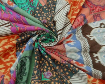 Pure Mulberry Silk Fabric 100 Silk Fabric Crepe De Chine