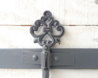Iron Key Hooks, Home Decor, For The Home, Coat Hanger, Key Holder, Leash Holder, Customize
