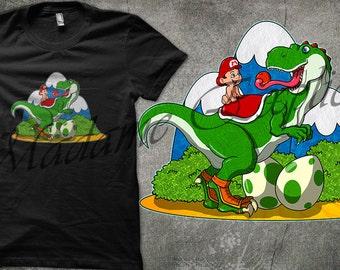 Yoshi the good dinosaur T-shirt