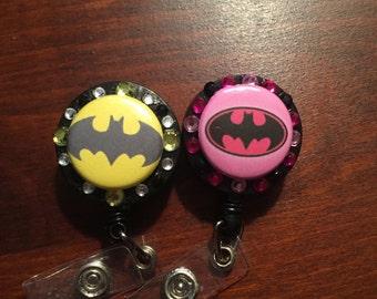 superhero ID badge holders