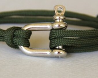 strap Manila and Paracord KHAKI .very nice quality