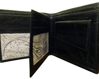 BakPak Patterned Leather Wallet