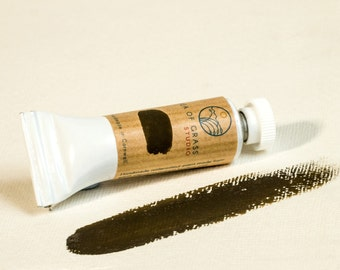 Handmade limited edition watercolour paint - Dun Umber