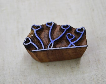 Wood Block Art, Wooden stamps, Handcarved Stamp, Pottery Stamp Wooden Stamp India,Stamp Blocks, Textile Printing Block