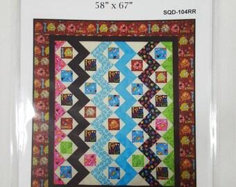 Quilt Pattern - Ric-Rac