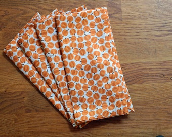 Cloth Napkins - Reusable cloth napkins - Ecofriendly - Cotton napkins - Dinner Napkins - Set of 4