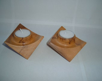 F 15 Candle Holders