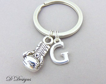 Boxing KeyRing, Boxing KeyChain, Sporty KeyChain, Personalised Boxing Glove Key chain, Boxing Gifts