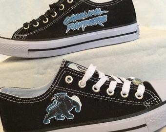 NC Carolina Panthers Sneakers NFL