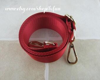 Red Bag Strap