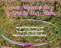 Cosmic Alignment Color Morph Polypro Hula Hoop