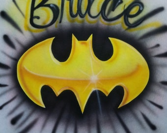 Batman with a name