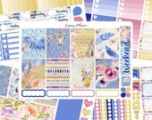 Be Brave Weekly Set or Singles (matte planner sticker, fits perfect in Erin Condren Life Planner Vertical)