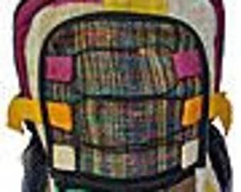 Handmade Hemp Backpack