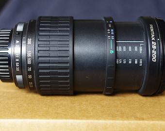 Smc Pentax-fa 28-200mm f3.8-5.6 al [if] (Used)