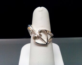 Heart of the Awl Ring