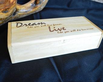 Dream, Live Box