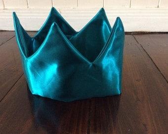 Crown fabric adjustable