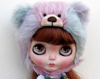 Realistic Blythe doll Eyechip - Brown shades