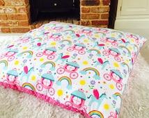 Huge Floor Cushion, Girls Bedroom, Oversized Cushion, Sensory Room, Nursery, Nursery Decor, Kids Cushion, Giant Floor Cushion, Playroom