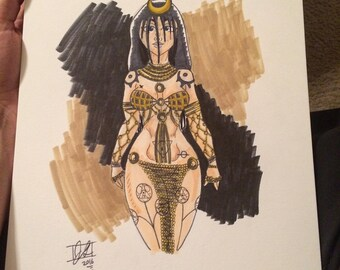Enchantress Art