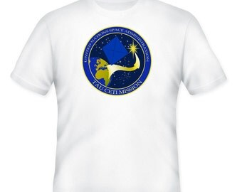 Tau Ceti Mission T-Shirt