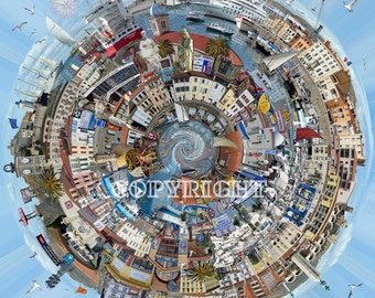 Worlds Apart - Port-Vendres