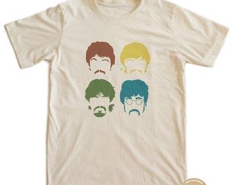 The Beatles Rock T-shirt 100% Organic Cotton