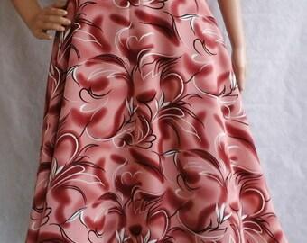 Flared skirt, size 42-44, polyerter, reference JFE002