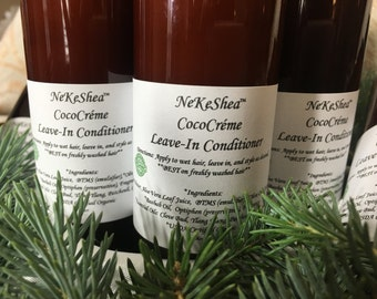 Coconut Créme Leave In Conditioner