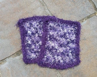 Purple Scrubby