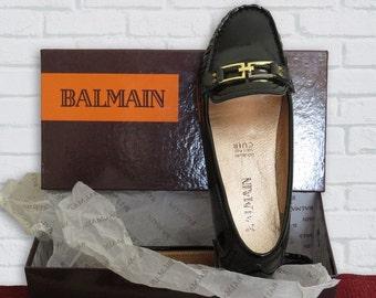 90ies BALMAIN Ballerina Shoes