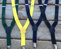 Toddler Suspenders, Toddler Pictures Accessories, Girl Suspenders, Boy Suspenders, Special Event Accessories, Wedding Accessories