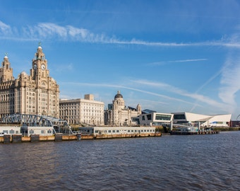 Liverpool Waterfront Photograph
