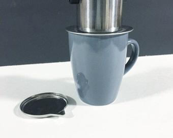 Vietnamese Coffee Press w/ Mug