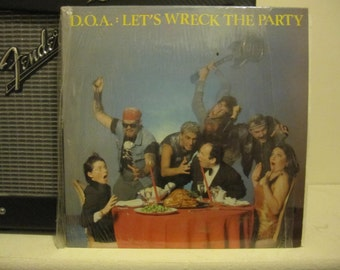D.O.A.-  Let's Wreck The Party (Virus44)