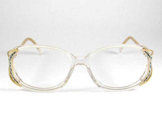Glasses Frames Germany : OWP Mod:2194 Rare Vintage OWP Eyeglasses by ...