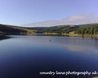 Errwood Reservoir Goyt Valley