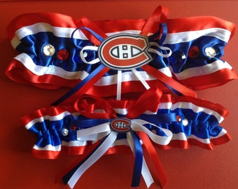 Garters for Canadians.    For the Fans who love and support.