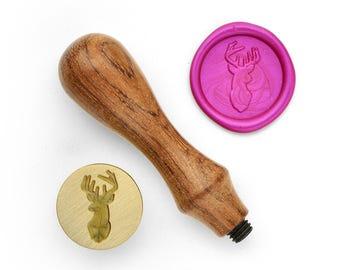Deer - Design OD Wax Seal Stamp (DODWS0239)