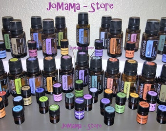 doTERRA 1mL Essential Oil Samples - FREE 1mL Pipette with each sample  + FREE SHIPPING!!
