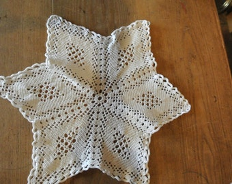 Star Shaped Handmade Dollie
